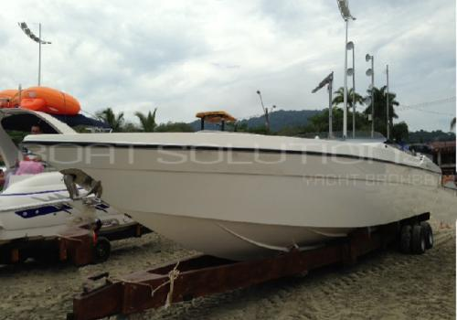 Intermarine Cougar 42